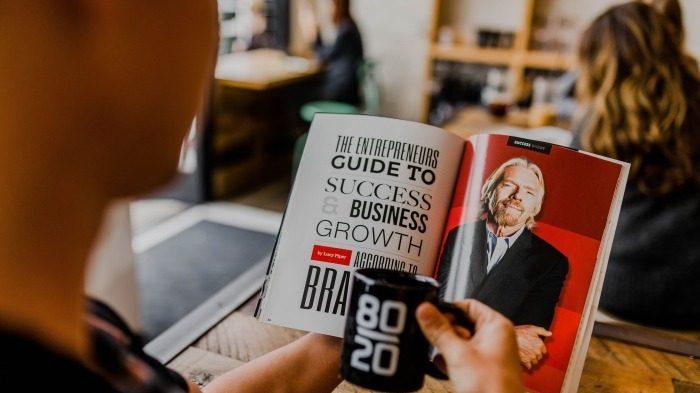 Panākumi biznesā un privāti